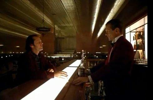 """Shining"" di Stanley Kubrick"