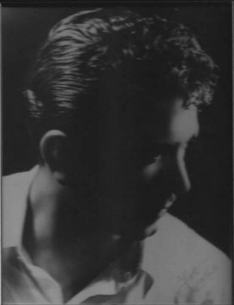 Antonio Ventura negli anni Cinquanta