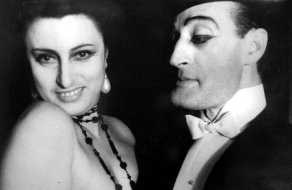 Anna Magnani e Totò negli anni Quaranta