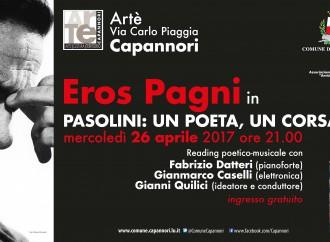 """""""Pasolini:un poeta, un corsaro"""" con Eros Pagni"""