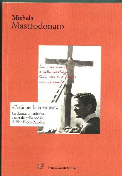 """""""Pietà per la creatura!"""" di Michela Mastrodonato. Copertina"""