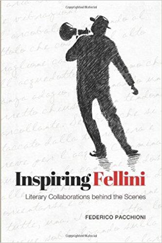 """""""Inspiring Fellini"""" di Federico Pacchioni. Copertina"""