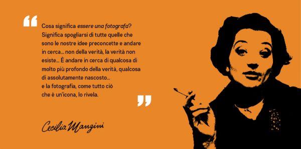 """""""Cecilia Mangini. Visioni e passioni"""". Invito"""