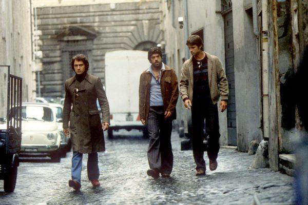 """""""Romanzo criminale"""". Una scena"""