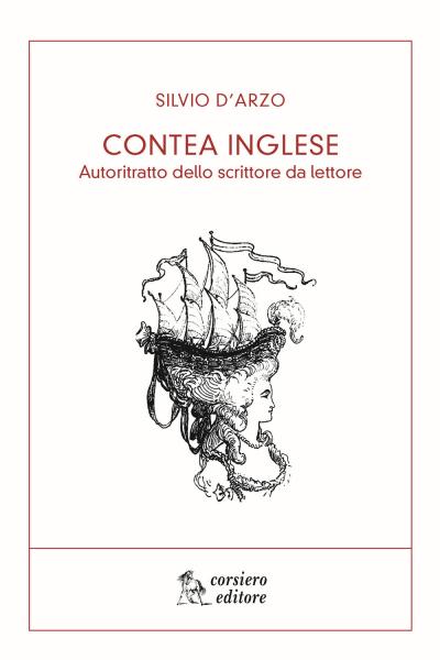 """""""Contea inglese"""" di Silvio D'Arzo. Copertina"""