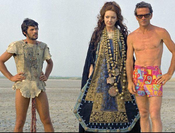 """""""Medea"""" (1969) di Pasolini. Foto di Mario Tursi"""