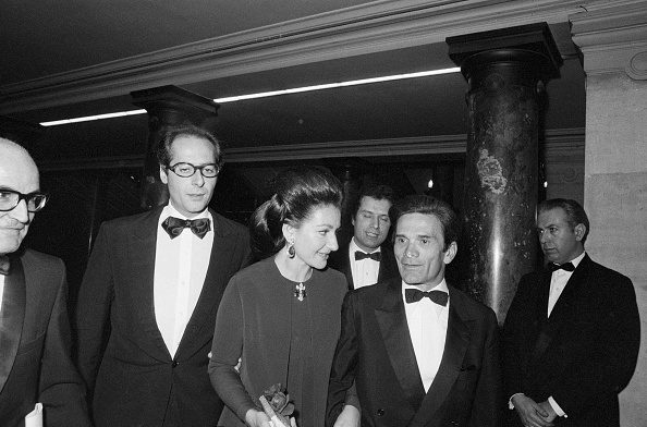 """Maria Callas e Pasolini al tempo di """"Medea"""" (1969)"""