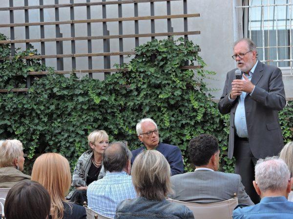 """I tanti Pasolini"". Vernice 9 settembre 2017"