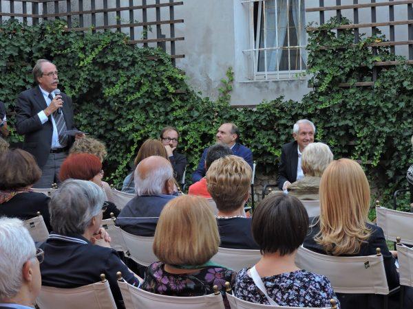 """""""I tanti Pasolini"""". Intervento dell'assessore regionale Gianni Torrenti. Venrice 9 settembre 2017"""