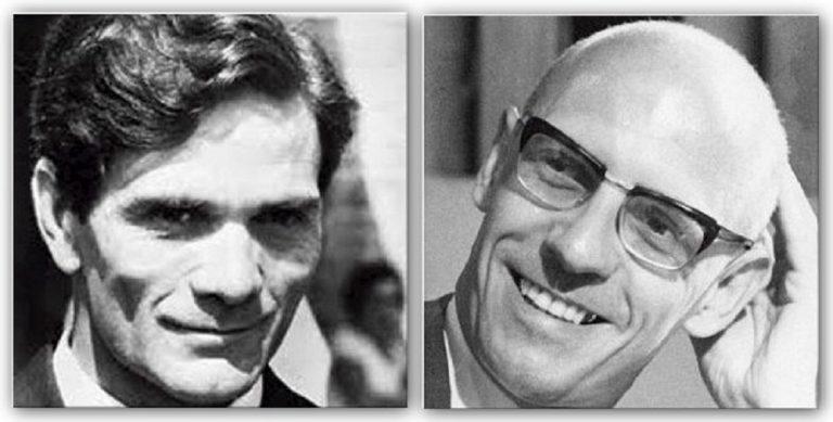 Pasolini e Foucault: appunti per un «Vite parallele», di Wu Ming 1