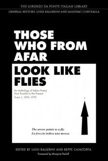 """Those Who from Afar Look Like Flies"". Copertina"