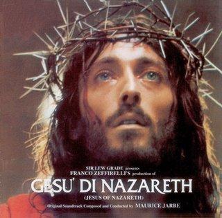 """""""Gesù di Nazareth"""" di Franco Zeffirelli. Copertina Dvd"""