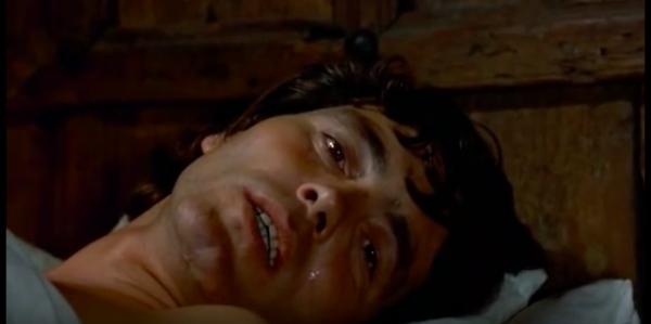 """Franco Citti nel film """"Il Decameron"""""""