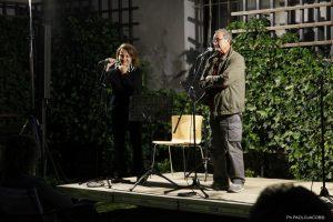 Nicoletta Oscuro e Gianni Cianchi
