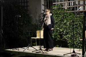 Teressa Tassan Viol, già presidente del Centro Studi