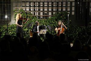 Erica, Gianni ed Elisa Fassetta