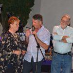 Gilberta Antoniali, Marco Salvadori e Piero Colussi (Foto Amos Crivellari)