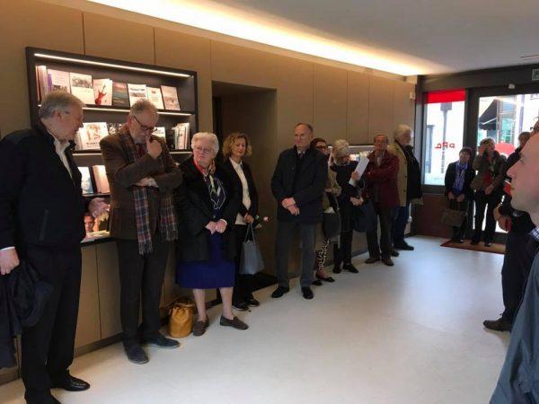Intitolazione fondo librario Angela Felice 12-05-2019 (5)