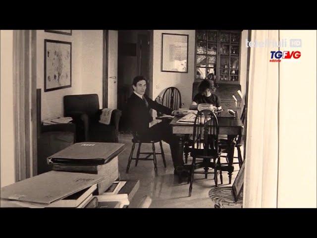 TG Telefriuli PN – Mostra Sandro Becchetti (31-07 -2020)