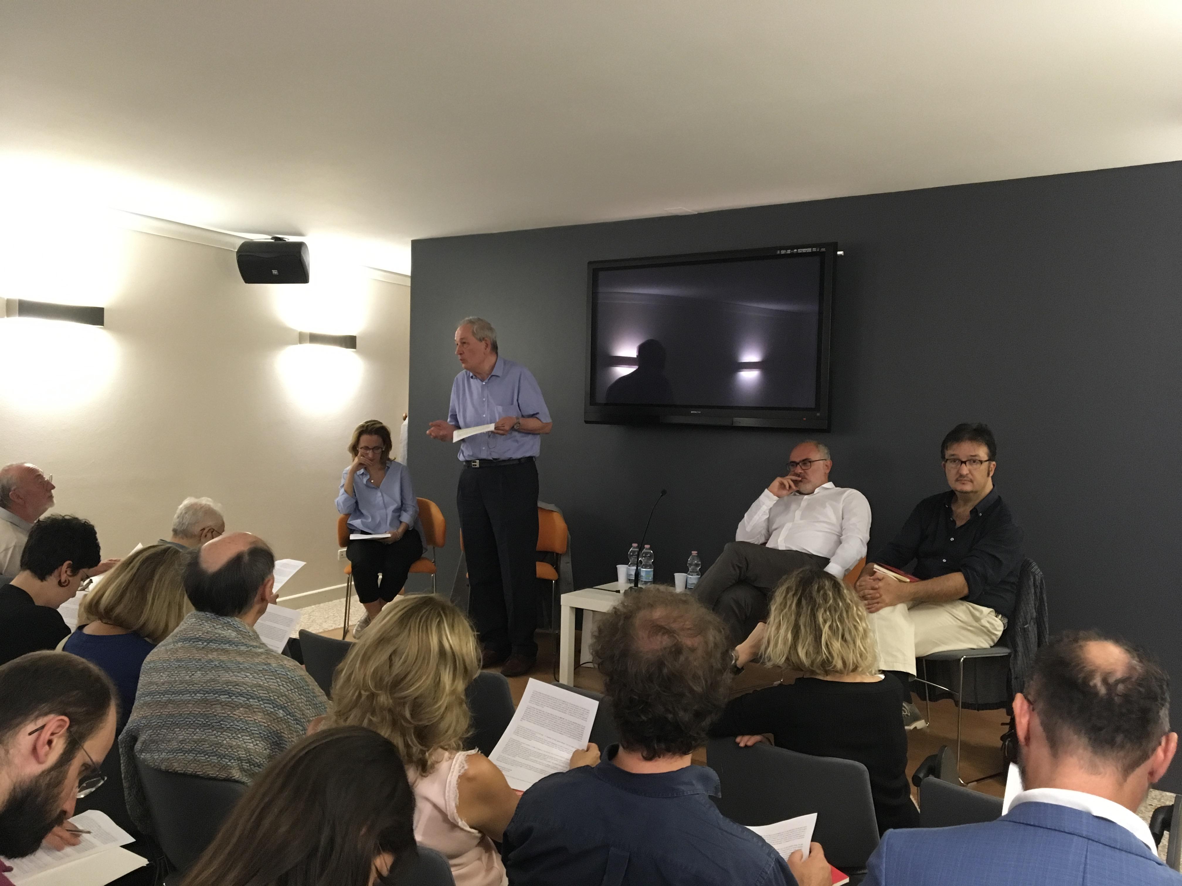Presentazione Il Parlar Franco - Pasolini (10)