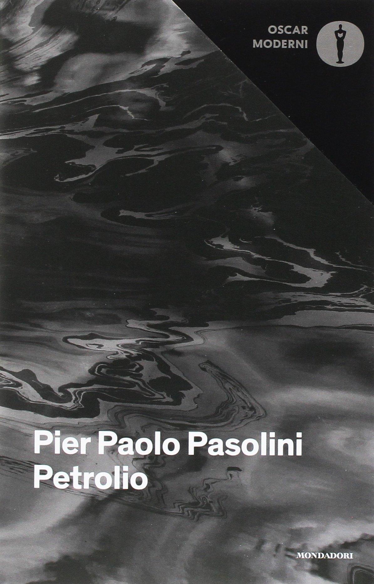 Petrolio copertina