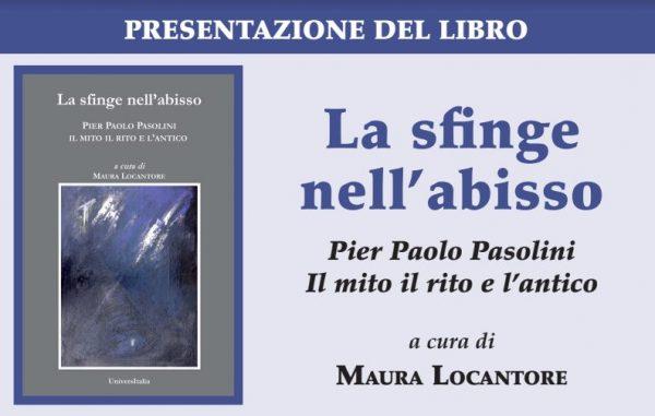 """Venerdì 20 novembre alle 17.30 presentazione online del libro di Maura Locantore """"La sfinge nell'abisso"""""""