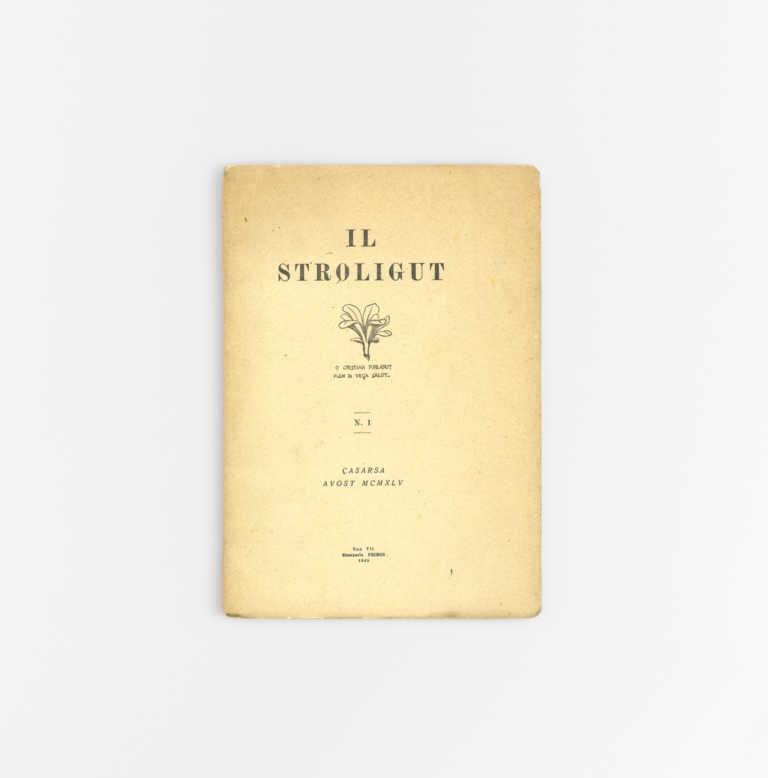 Scopriamo la mostra – Pillola n°2: Dallo «Stroligut di cà da l'aga» al «Quaderno romanzo»